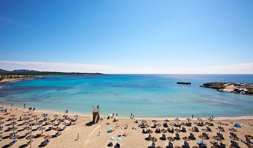 Mallorca, polopenze, 8 dní za 13 990 Kč