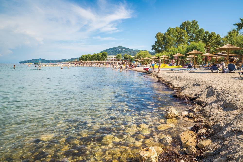 Korfu, polopenze, 8 dní za 7 990 Kč