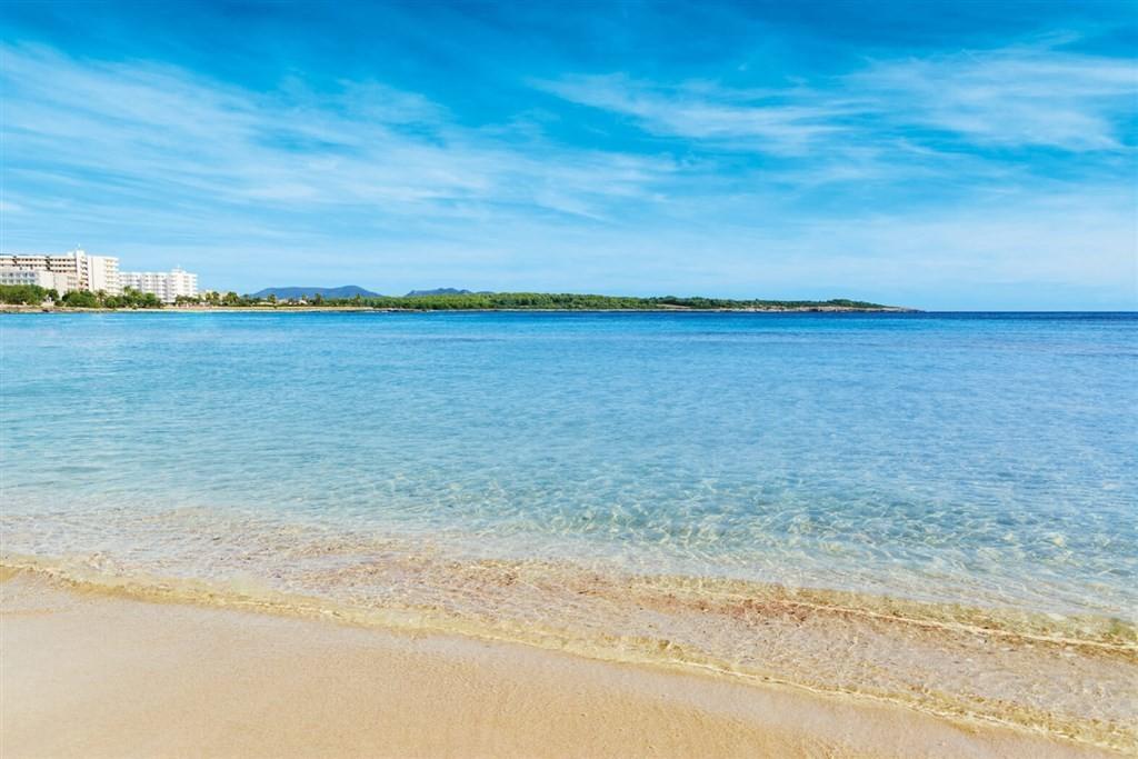 Mallorca, all incl., 8 dní za 13 974 Kč