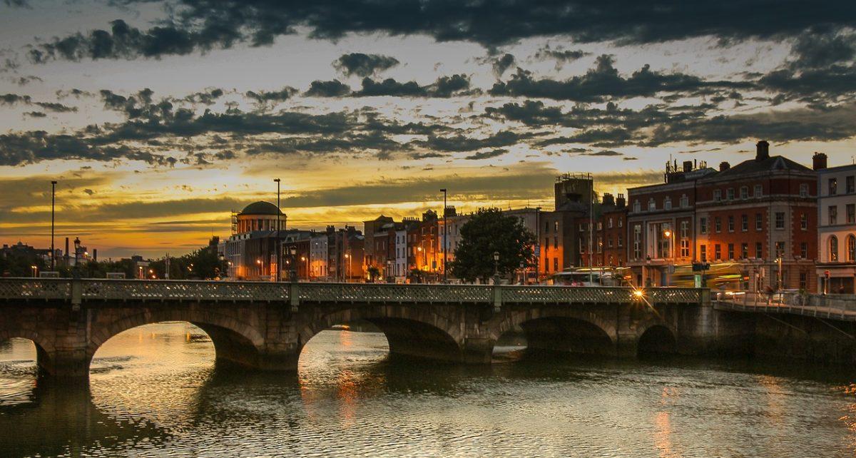 Letenky z Prahy do Dublinu od 1 020 Kč