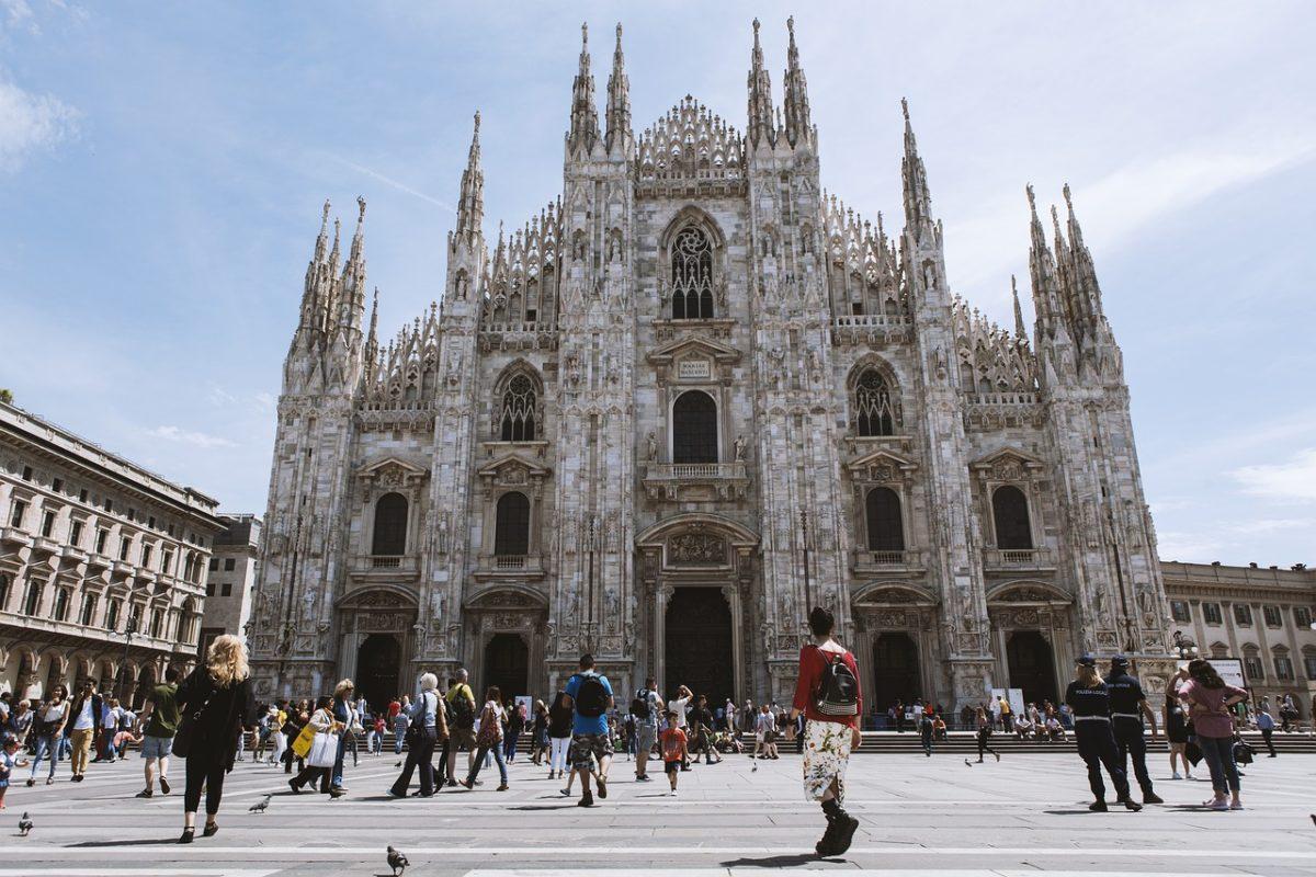 Letenky z Brna do Milána od 503 Kč