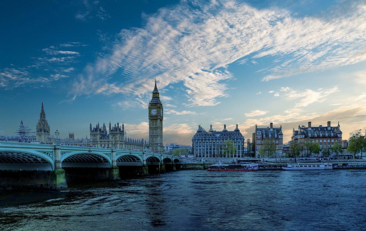 Letenky z Ostravy do Londýna od 518 Kč