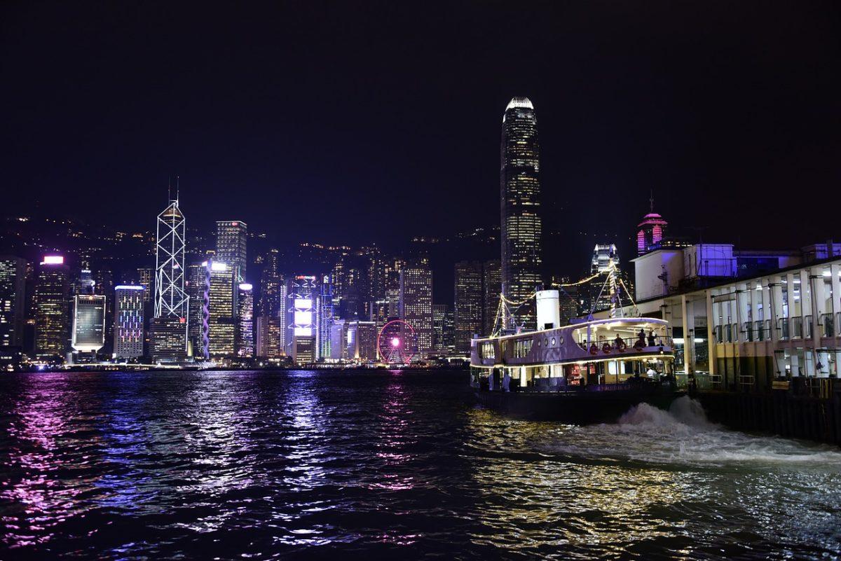 Hongkong zpáteční letenky za 9.990 Kč