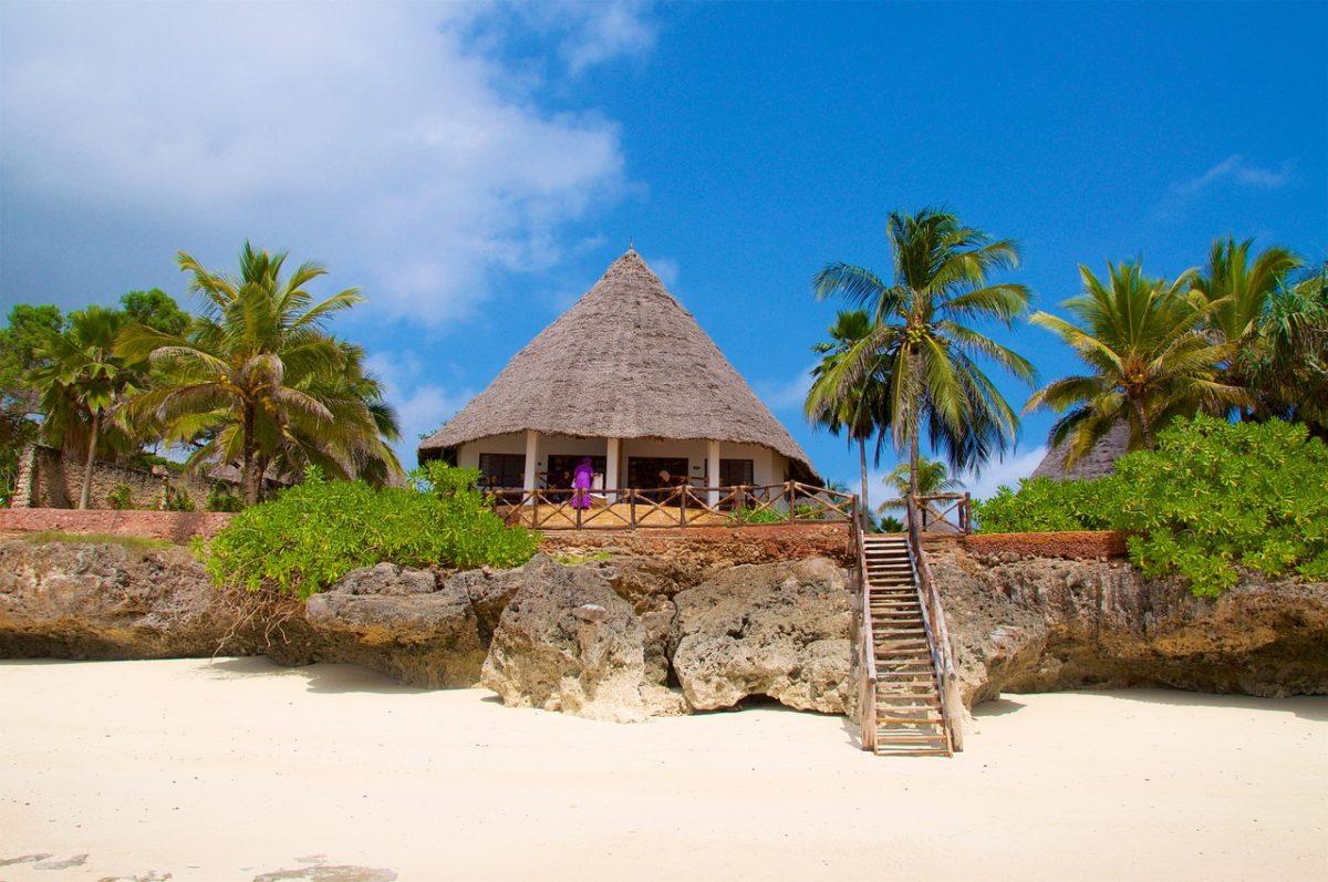 Zanzibar zpáteční letenky za 12.990 Kč