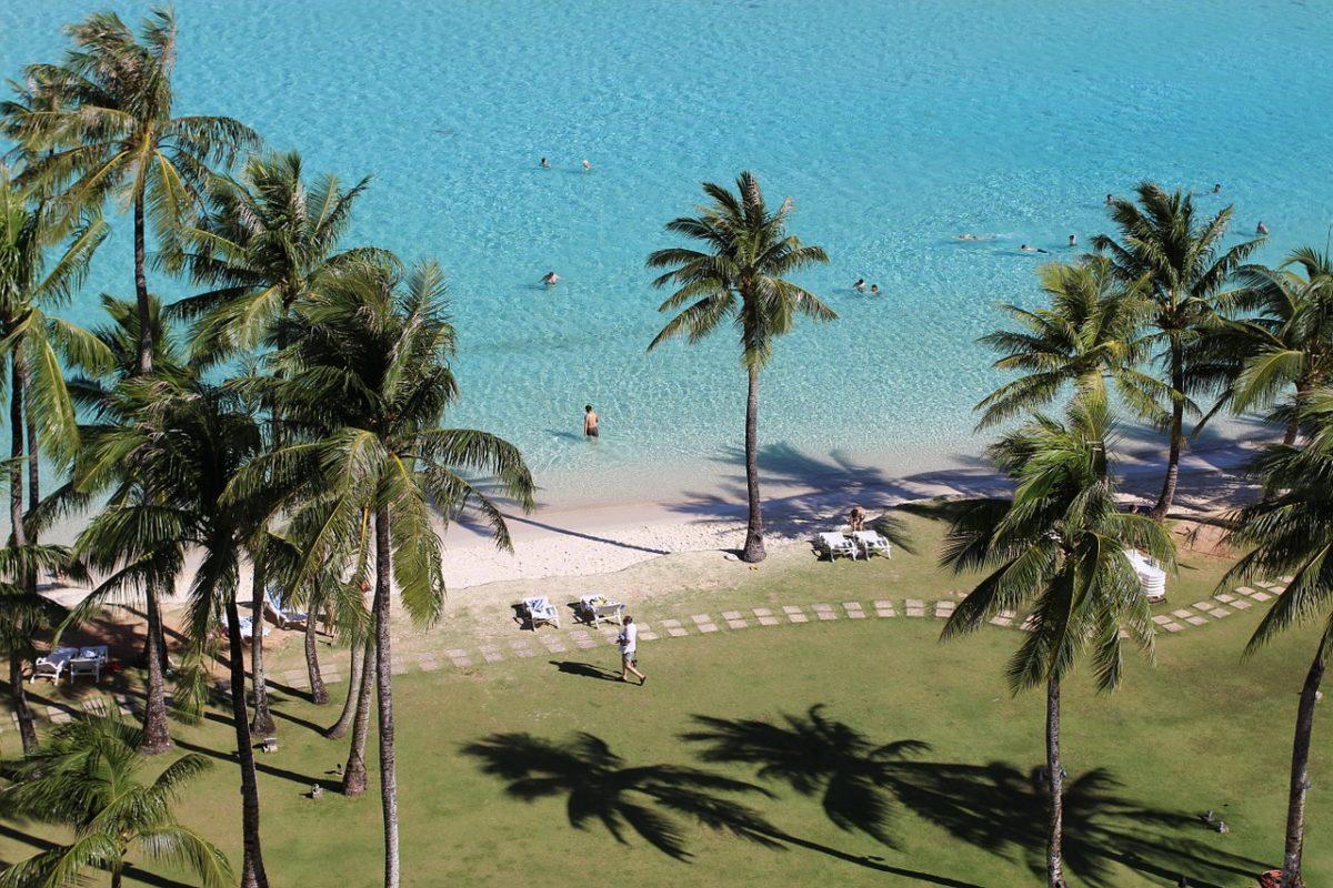Guam zpáteční letenky za 13.890 Kč